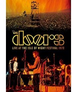THE DOORS Live At The Isle Of Wight Festival 1970 JAPAN DVD + CD SET - $170.04