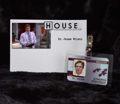 "TV SERIES HOUSE MD EXACT REPLICA COLLECTOR PROP ""JAMES WILSON"" HOSPITAL ... - $9.46"
