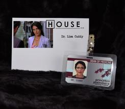 "TV SERIES HOUSE MD EXACT REPLICA COLLECTOR PROP ""DR. LISA CUDDY"" HOSPITA... - $9.46"