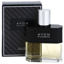 AVON CLASSIC for Him eau de Toilette 75 ml New, Boxed Rare - $19.78