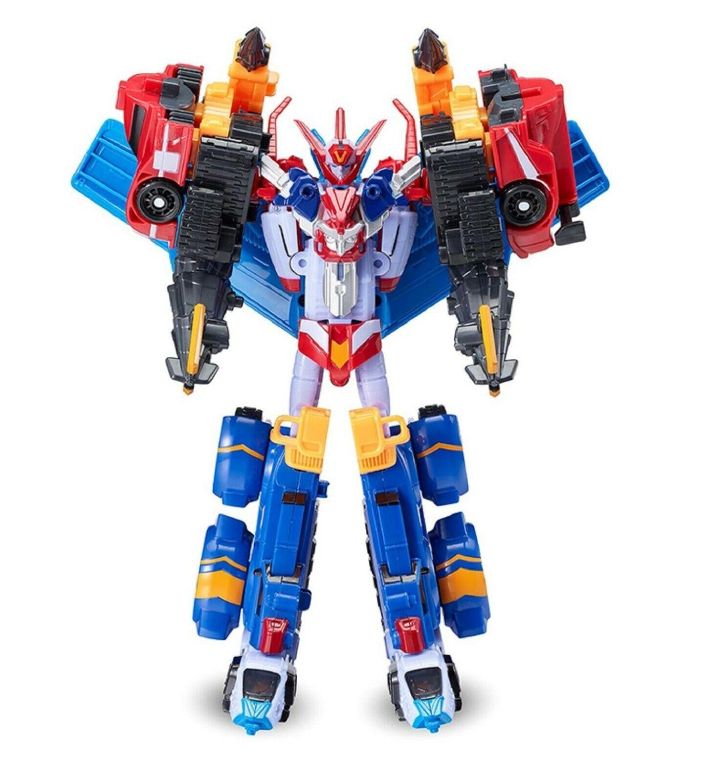 Tobot Mini Master V Transformation Action Figure Toy Robot