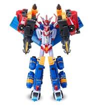 Tobot Mini Master V Transformation Action Figure Toy Robot image 1