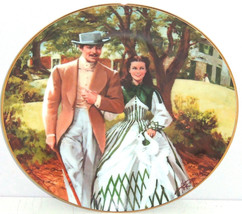 Gone with the Wind Collectors Plate Home to Tar... - $49.95