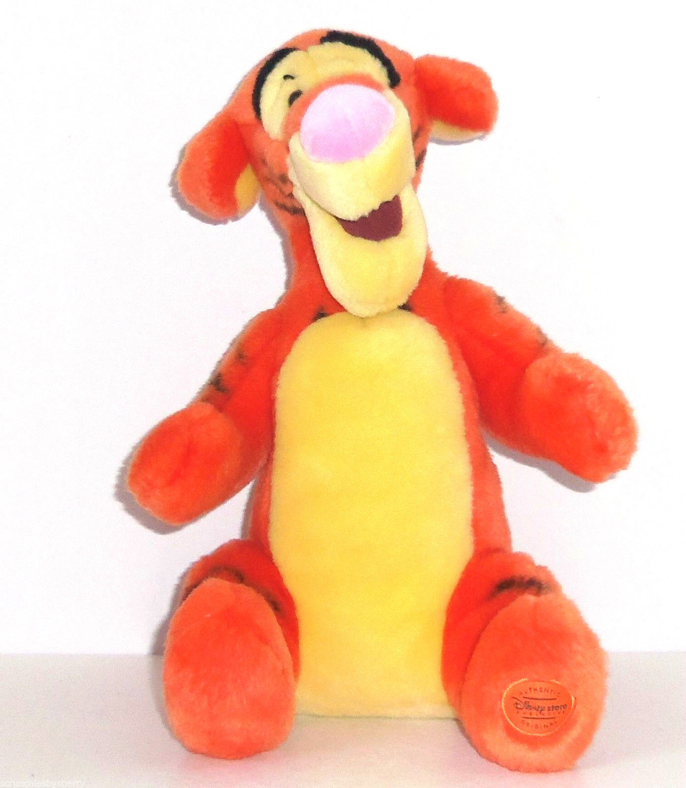 Primary image for Disney Store Tigger Plush Toy Stuffed Animal Winnie the Pooh 13""