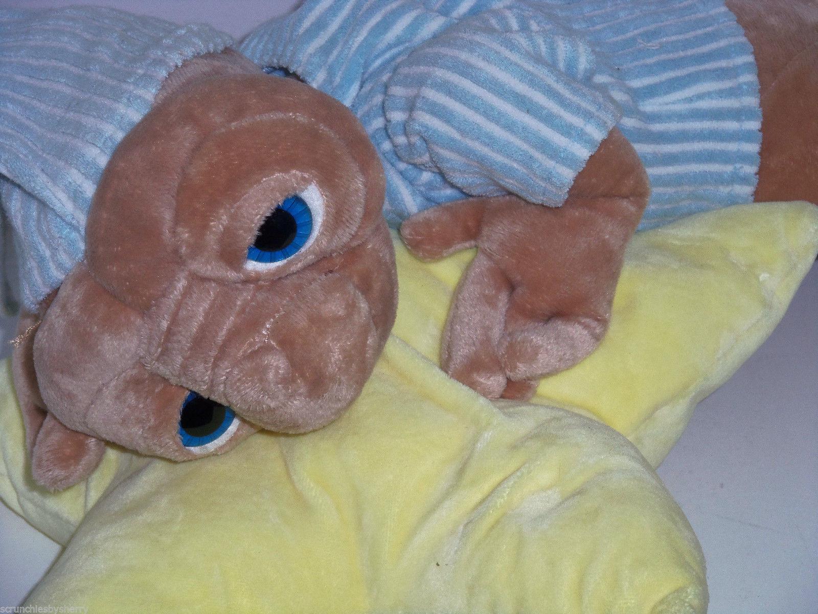 ET Plush Toy Universal Studios Yellow Star Pillow Extra Terrestrial - $49.95