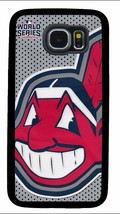 CLEVELAND INDIANS PHONE CASE COVER FOR SAMSUNG NOTE 3457 GALAXY S4 S5 S6... - $14.99