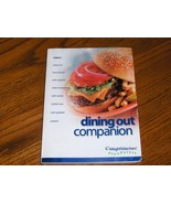 Weight Watchers Dining Out Companion & 2 Comple... - $19.97