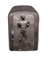 Star Wars Han Solo Mini Fridge Appliance Cool O... - $54.41