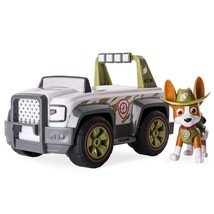 Paw Patrol, Jungle Rescue, Tracker's Jungle Cruiser, Vehicle and Figure - $46.99