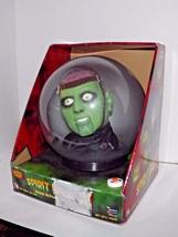 Gemmy Spirit Ball Sound Activated Halloween Decoration Globe with Stand New - £66.92 GBP