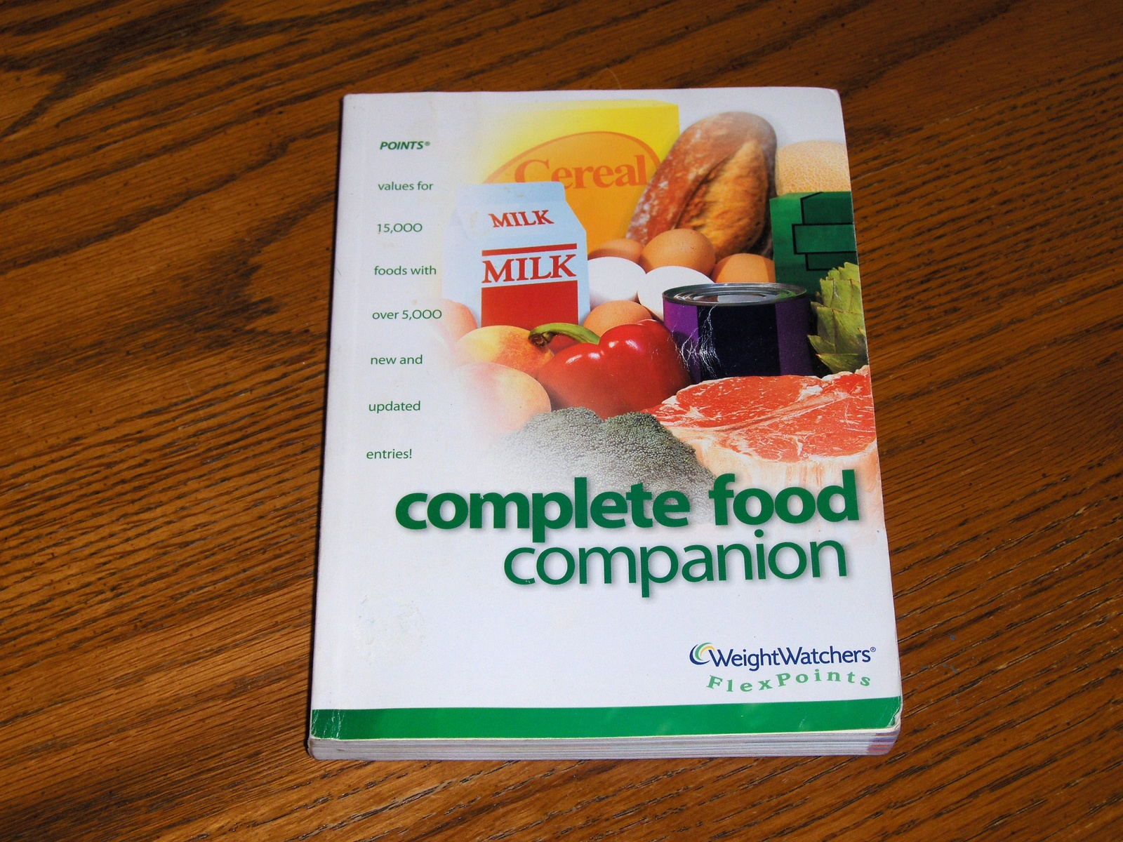 Weight watchers dining out companion 2 complete food - Cuisine weight watchers ...