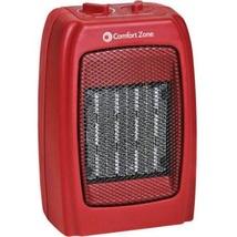 Mini Electric Heaters Ceramic Heater 5,120-BTU Cafety Cut-Of - $32.00