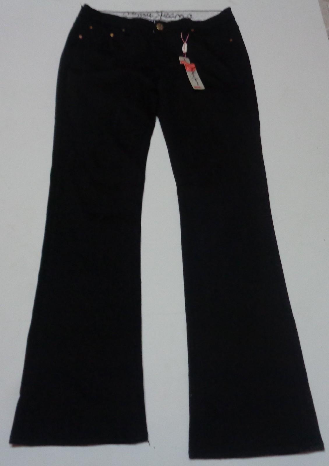 Pepe London Black Jeans NWT Size 31