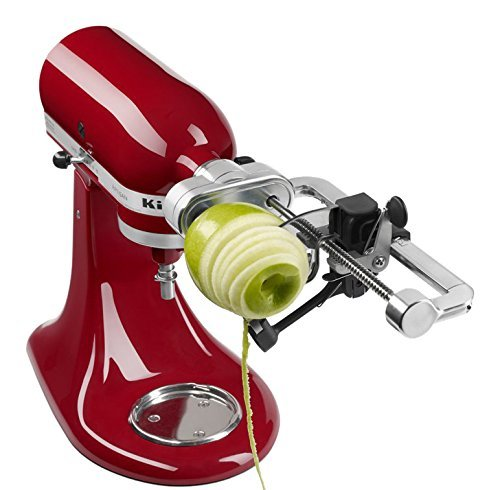 Spiralizer Blades Attachment with Peeling Blades Core and Slicing Blades Culinar