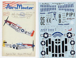 AEROMASTER     1/48 (48-605)  KENNEDY'S TOMCATS  2002/03    PART 1 - $11.26