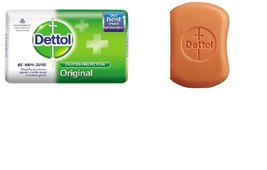 Dettol Soap Anti Bacterial Bar Free Shipping (Pack of 4 Bars) @ 75 Grams - $18.08