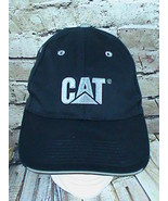 Caterpillar CAT Black Adjustable Hat - $13.85