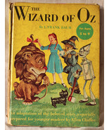 """Wizard of Oz"", 1950 children's book, ages 5-9 HB, L Frank Baum - $1.99"