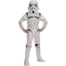 Rubie's Star Wars Stormtrooper Storm Trooper Costume - Kids Medium 8-10 - $505,17 MXN