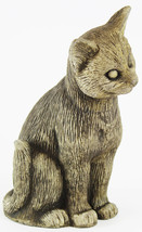 Small Standing Kitty Concrete Statue  - $39.00