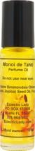 Monoi de Tahiti Perfume Oil, Roll On Perfume Oil - $12.60+