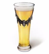 NIB Villa Deodati Dracula Vampire Bat Continental Beer Glass Byron Alche... - £25.06 GBP