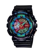 Casio G-Shock Crazy Color Series GA110MC1 Ana-Digi Black 28% OFF - $93.06