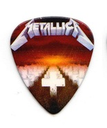 Metallica Master of Puppets Guitar Pick Rock Plectrum Cd Art - $3.99