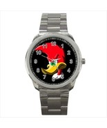 Woody The Woodpecker Stainless Steel Watches - $11.63+