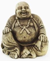 Small Hotei Concrete Statue  - $34.00