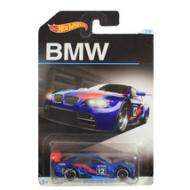 NEW Hot Wheels 1:64 Die Cast Car BMW Collection Diecast Series Blue M3 G... - €12,79 EUR