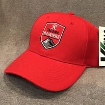 Tacoma Rainiers MLB Hat Red Adjustable StrapBack Baseball Cap 598 - $14.84