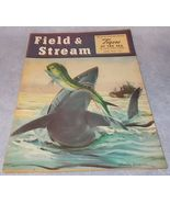 Field and Stream Outdoor Sporting Magazine June 1950 Ford Woodie Savage ... - $9.95