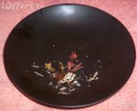 Eames era mid century modern couroc abalone bowl 4a21 thumb155 crop