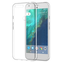 Google Pixel Phone Case Slim Thin Clear Tpu Silicon Soft Back Cover - $5.99