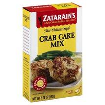 Zatarain's Crab Cake Mix, 5.75 Ounce - $7.62