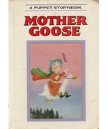 Mother Goose A Puppet Storybook 1969 T. Izawa and S. Hijikata 3D Cover P... - $12.86