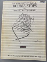 Progressive Studies in Double Stops for Mallet Instrument - Payson - $6.00