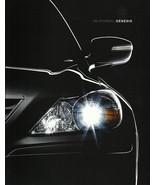 2009 Hyundai GENESIS Sedan sales brochure catalog US 09 3.8 4.6 - $10.00