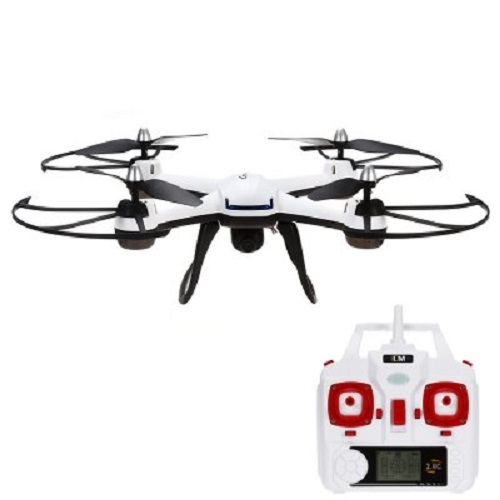 DM009 RC Quadcopter 4CH 6-axis Gyro 2.4GHz R/C Quadcopter 5MP Camera - EU Plug for sale  USA