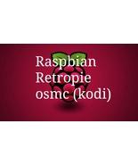 Raspberry Pi  triple boot 64gb micro sd card. Raspbian and OSMC (KODI) R... - $65.00