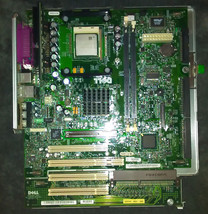 DELL OPTIPLEX GX240 MOTHERBOARD 8P283 PCI EXPANSION 62YVH 1.7GHz P4 CPU ... - $17.48