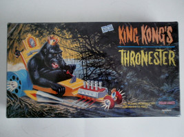 King Kong's Thronester Model Kit MIB #5016 - $19.79