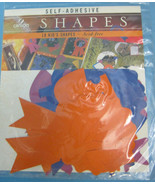 Kid's Life Shapes Cut Outs Self-Adhesive Acid-Free Scrapbook Decorating ... - $8.95