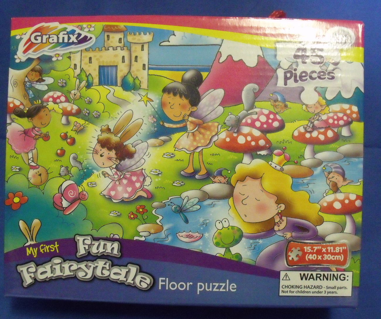 My first fairytale floor puzzle