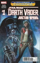 Star Wars Darth Vader Doctor Aphra #1 Halloween ComicFest Promo Comic Book 2016 - $4.95