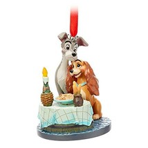Disney Lady and The Tramp Sketchbook Ornament - $42.64