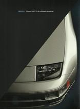 1995 Nissan Z sales brochure catalog US 95 300ZX Turbo Convertible - $12.00