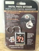 """Digital KeyChain - 1.5"""" Screen - 100 Photos - Keychain and Dash Mountabl... - $9.90"""