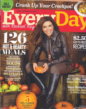 Everyday- Rachel Ray Magazine October 2011  Take a Bite Outta Life! - $2.50